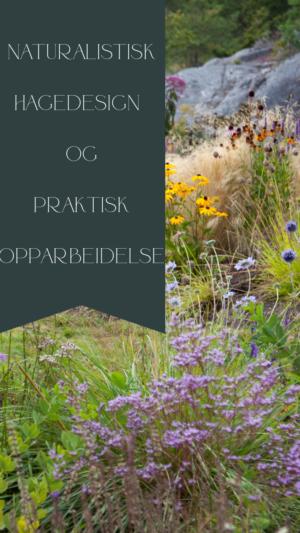 naturalistisk hagedesign, nettkurs, onlinekurs hagekurs
